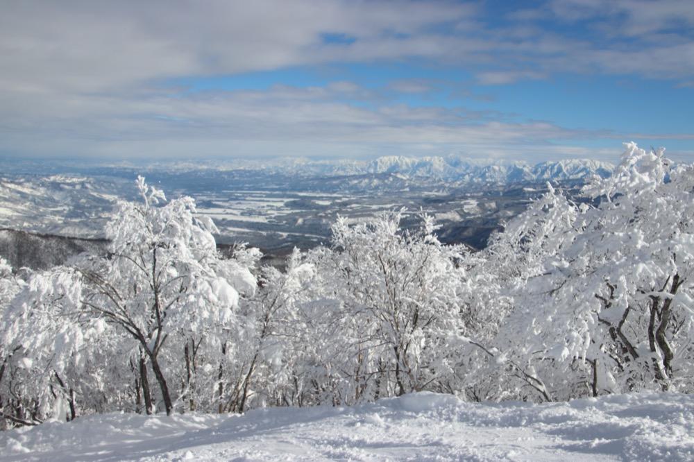 le ski a nozawa onsen, hiver au japon