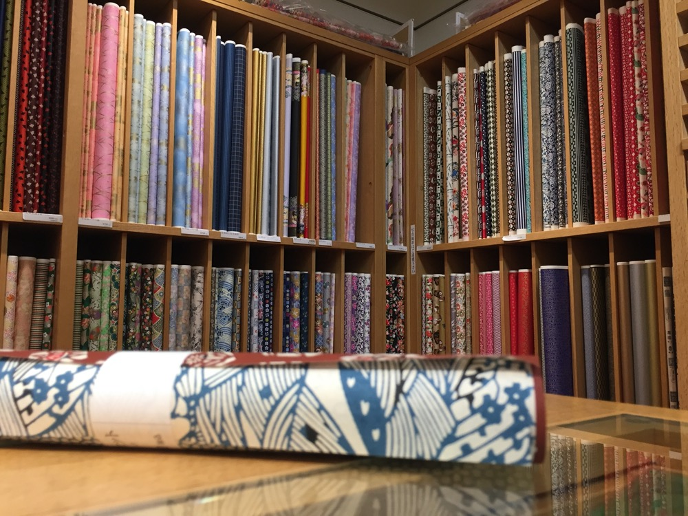 tokyo, musée, papier washi