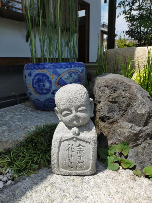 Jizo du temple Kannonji, Hannô