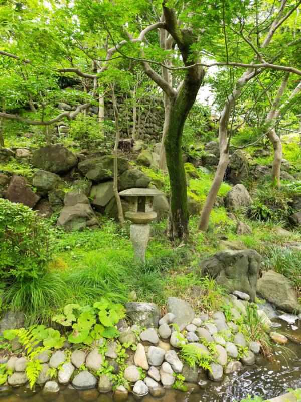 jardin japonais, vallée de Todoroki