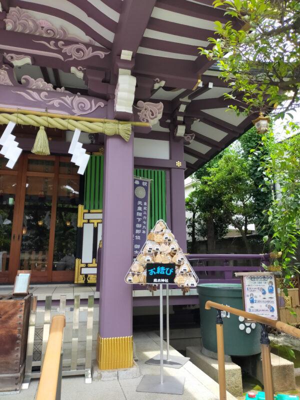 sanctuaire Takagi, Sumida