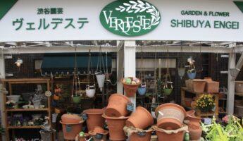 jardinerie a tokyo, vivre a Tokyo