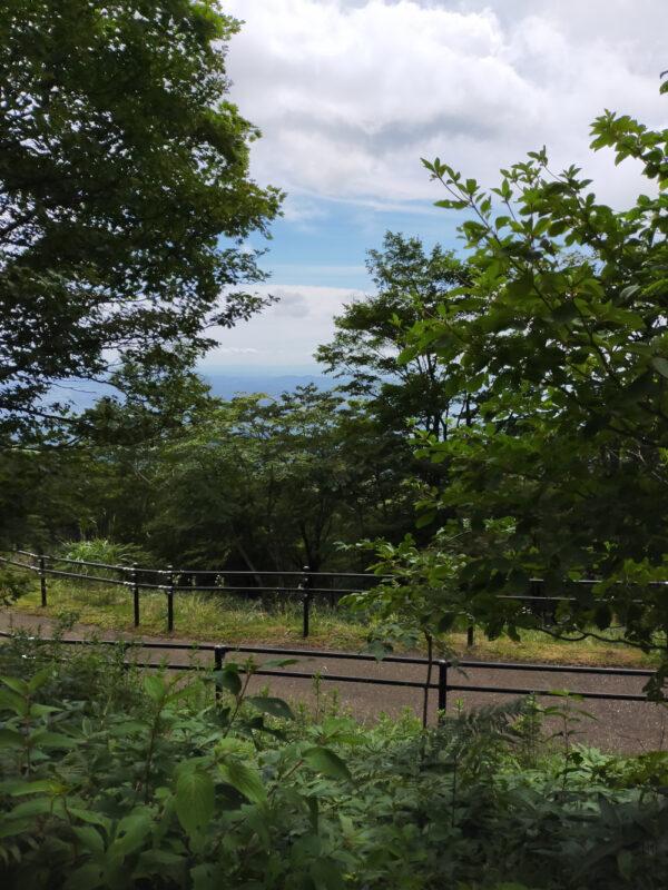 chemin Kirifuri Plateau