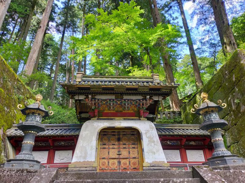 temple Taiyuin Nikko