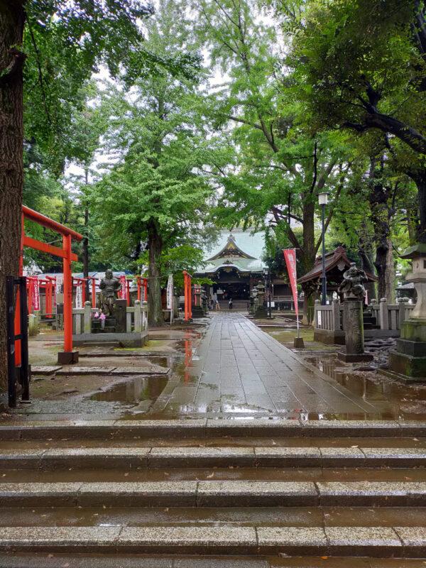 sanctuaire Kishimojin-dô Zôshigaya