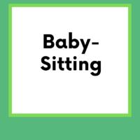 Baby-sitting et soutien scolaire