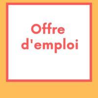 offre d'emploi restauration (temps partiel アルバイト)