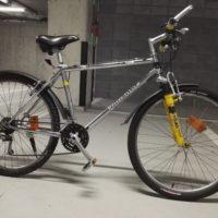 Vends VTT cycle Mercier, série Poulidor, 26'', 21 vitesses, pneus AV et AR neufs